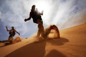 merzouga dunes morocco