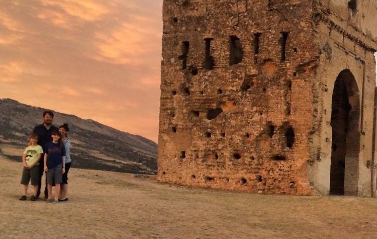 fez city morocco